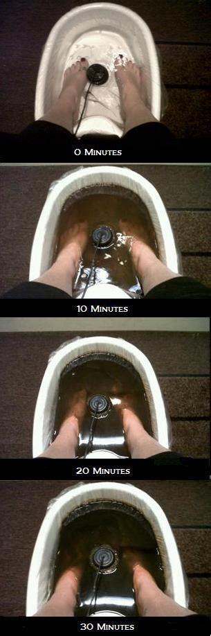 Phountain Detox Foot Bath detox foot bath phountain health