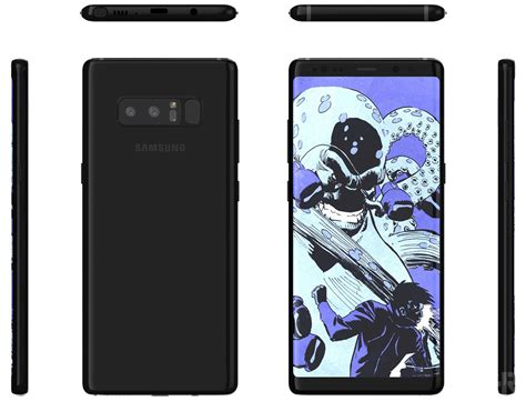 Samsung Note 8 256gb samsung galaxy note 8 256gb edition confirmed for south korea your mobile