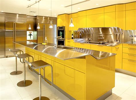 yellow kitchen design house design news homedit interior design architecture inspiration newsletter