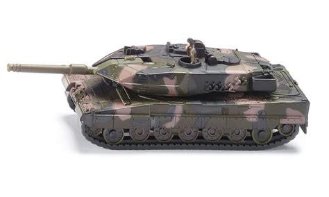Diecast Siku 1 87 Tank by Tank Siku