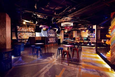 Allure Las Vegas Floor Plans nightclub 187 retail design blog