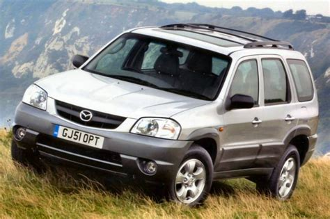 reviews on mazda tribute mazda tribute 2001 2004 used car review car review