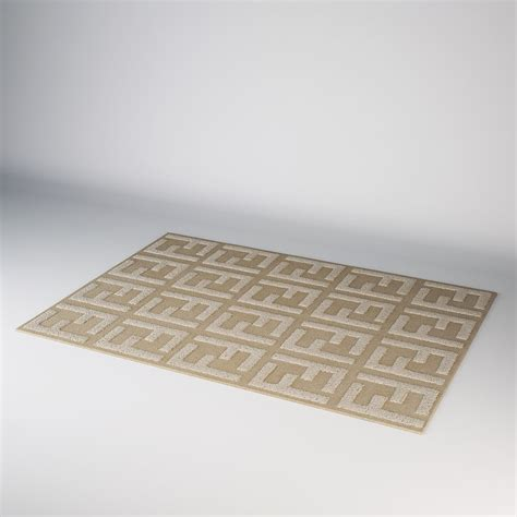 fendi rug 3d 3ds fendi carpet