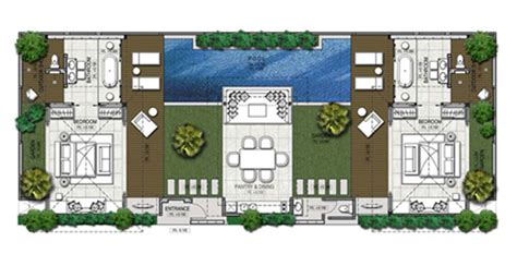 bali house designs floor plans ranadi villas photo gallery