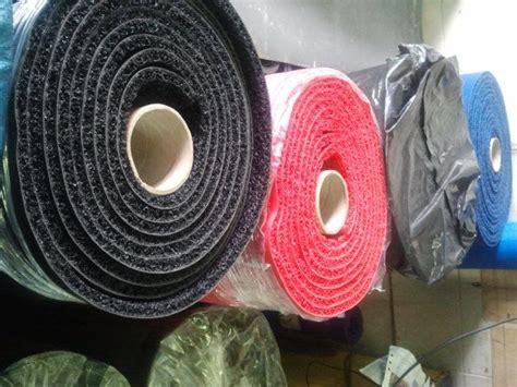 felpudo rulo pvc felpudo alfombra rulo rizo tipo nomad diamantinos