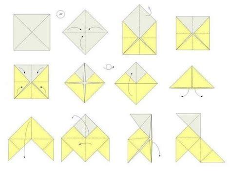 Origami Paper Vancouver - pajarita origami origami proyectos con papel