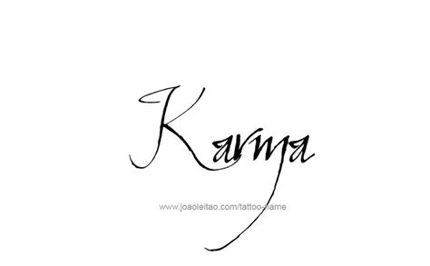 tattoo fonts karma 17 best ideas about karma tattoos on moth