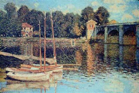 imagenes artisticas del impresionismo rasgos formales del impresionismo