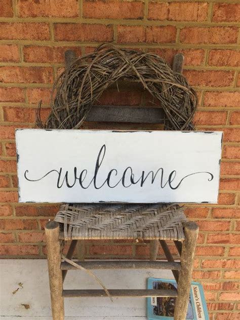 wooden signs for home decor 25 best ideas about welcome home signs on diy