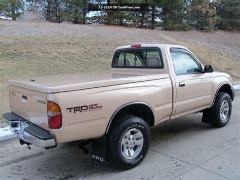 1999 Toyota Tacoma 4x4 Awesome 1999 Toyota Tacoma 4x4 5speed Regular Cab 2 7l