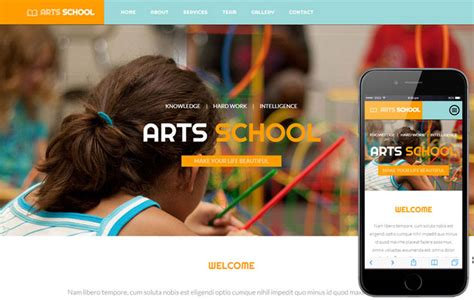 bootstrap templates for school website 15 free bootstrap education templates designerslib com