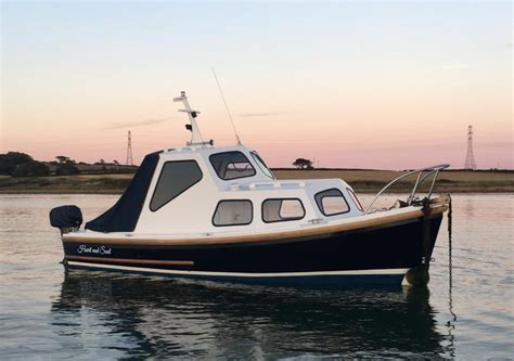 wight bay boats for sale rare to see for sale 18ft halmatic nelson motor boat in