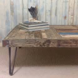 bespoke driftwood coffee table by nautilus driftwood