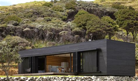 home design blog nz off grid storm cottage is a solar powered timber box on