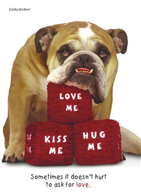 valentines day bulldog ask bulldog s day card doggielicious
