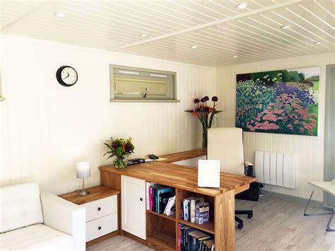Bespoke Office Desks Garden Office Furniture By Mudd Co