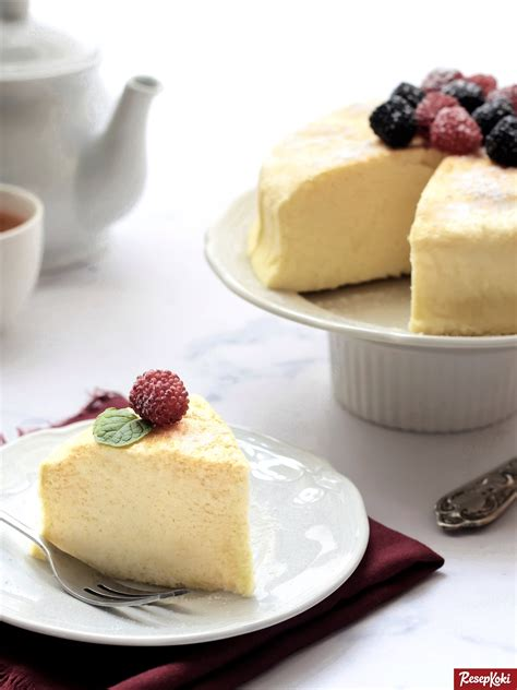 video membuat japanese cheese cake japanese cheese cake lembut lezat istimewa resep resepkoki