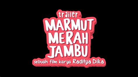 youtube film raditya dika marmut merah jambu trailer film marmut merah jambu di bioskop 8 mei 2014