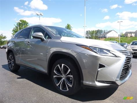 silver lexus 2017 atomic silver lexus rx 350 awd 120324319 photo 14