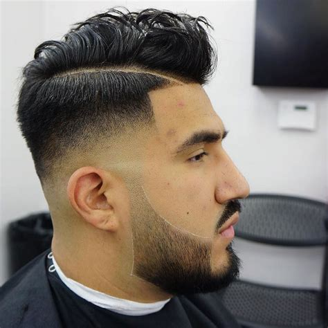 black men bald fade hard part 49 new men hairstyles for 2016 jere haircuts