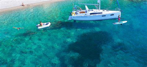 catamaran flotilla greece sailing holidays in greece