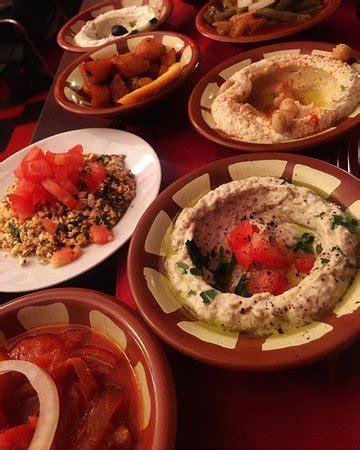 ristorante libanese pavia ristorante dawali in con cucina libanese