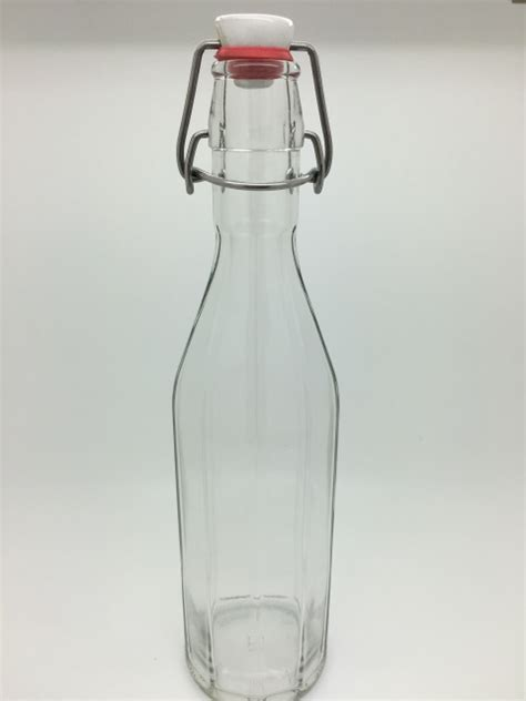 750ml swing top glass bottles swing top bottles 750ml italian facetted