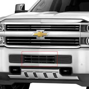 luverne 174 chevy silverado 2015 2016 bumper grille insert