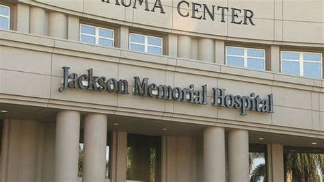 jackson memorial hospital emergency room jackson health system considers outsourcing some in