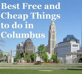 Cheap Things To Do In The Top Free And Cheap Things To Do In Columbus Columbus