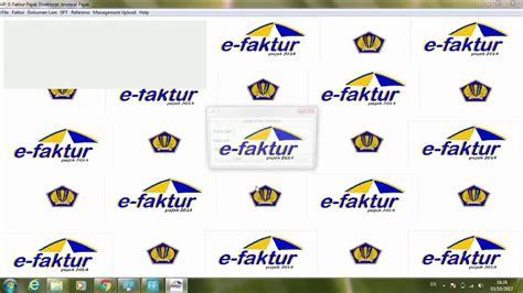 Cara Update E Faktur Versi Terbaru | terbaru cara update e faktur 64bit versi 2 0 youtube
