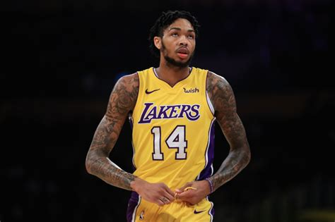 brandon ingram  lead lakers   quiet alpha