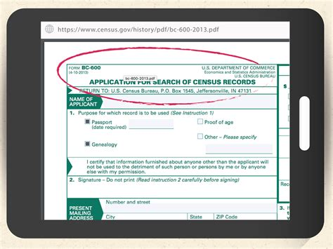 Search Census By Address How To Find Marriage Records 6 Steps With Pictures