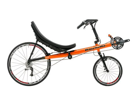 backcountry recumbent cycles bacchetta carbon basso gs