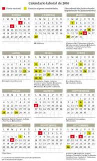 Calendario 2018 Laboral España Calendario Laboral 2017 Madrid De Opcionis