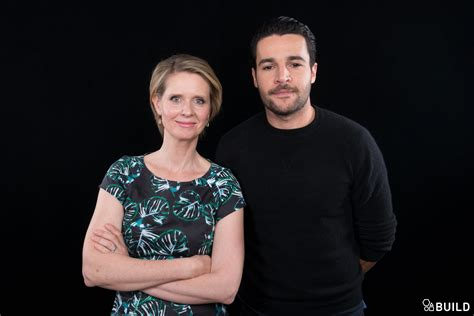 christopher abbott cynthia nixon onlyonaol cynthia nixon i m open with my kids aol