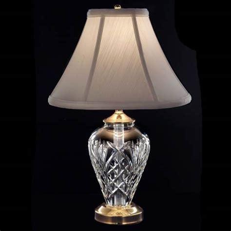 Vintage Waterford Crystal Vases Kilkenny Table Lamp
