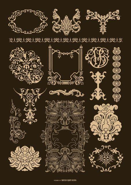 baroque pattern history 25 best ideas about baroque pattern on pinterest