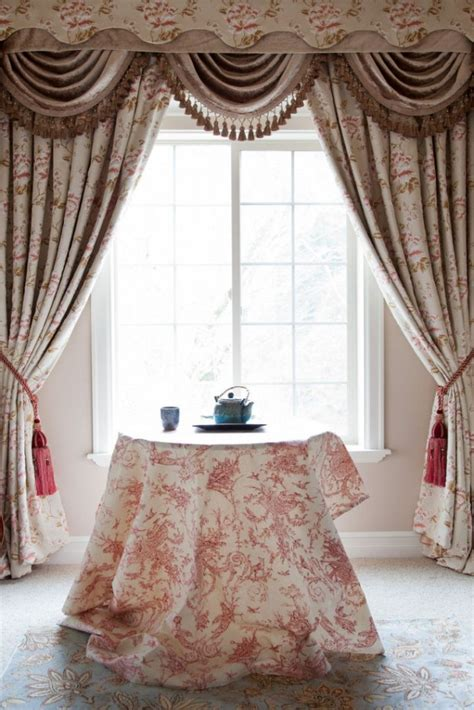 swag curtains patterns free 20 beautiful swag valance patterns to sweeten your interior
