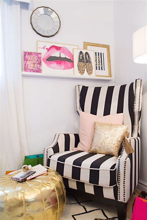 gold black and white bedroom adore this black and white chair the lip wall art print