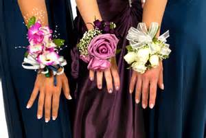 corsage for prom me and jilly prom bad prom