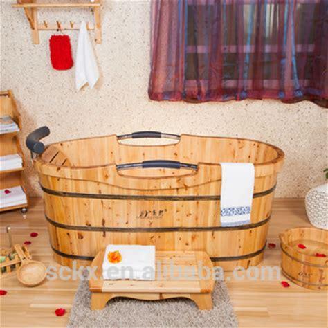 buy wooden bathtub spa hot tub wooden tub for adult portable bathtub buy