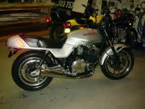 1980 Suzuki Gs1100e 1983 Suzuki Gs1100e