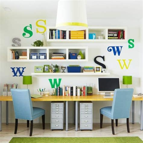 Creative Desk Ideas For Small Spaces 25 Ideas To Create Practical Desk Spaces For Kidsomania