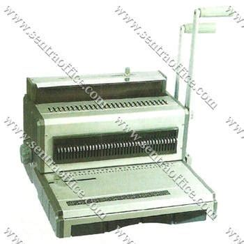 Pasaran Mesin Laminating mesin binding jilid gemet 200fo jual mesin laminating murah