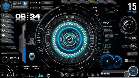electrical themes for windows 8 1 jarvis desk membuat desktop keren dengan widget keren