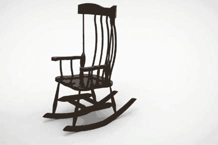 Animated Rocking Chair by Rocking Chairs Animated Gifs Gifmania