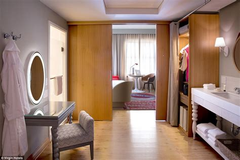 hotel suites with separate bedroom virgin hotels rolls out the red carpet with the debut of its first ever city hotel in