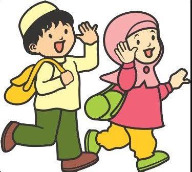 Kaos Islami El Ibad 20 20 gambar kartun anak islam sholeh sholehah lucu 2018