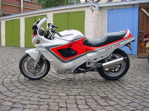 Suzuki Katana 750 Specs Suzuki Gsx 750 F Katana 1995 Motorcycles Specifications